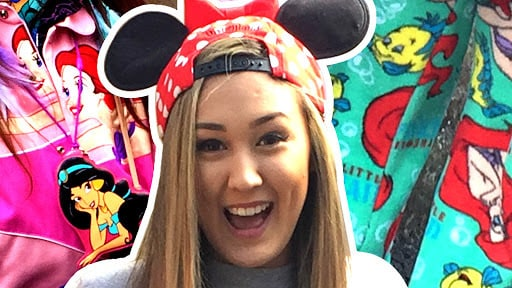 LaurDIY & Disney Take Tokyo | Episode 1 | Destination: Disney Style