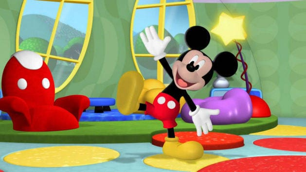 Episódio 65: A Grande Surpresa do Mickey - A Casa do Mickey Mouse