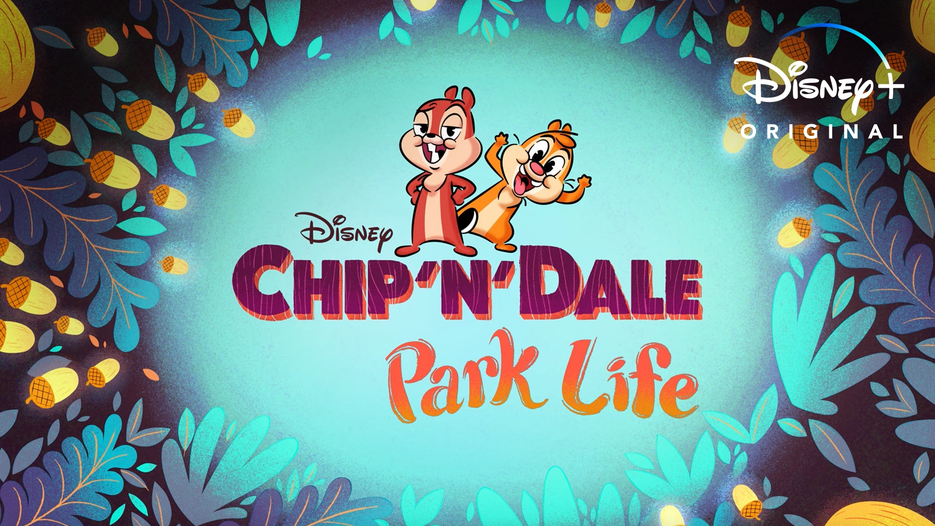 Opening Title Sequence | Chip 'n' Dale: Park Life | Disney+