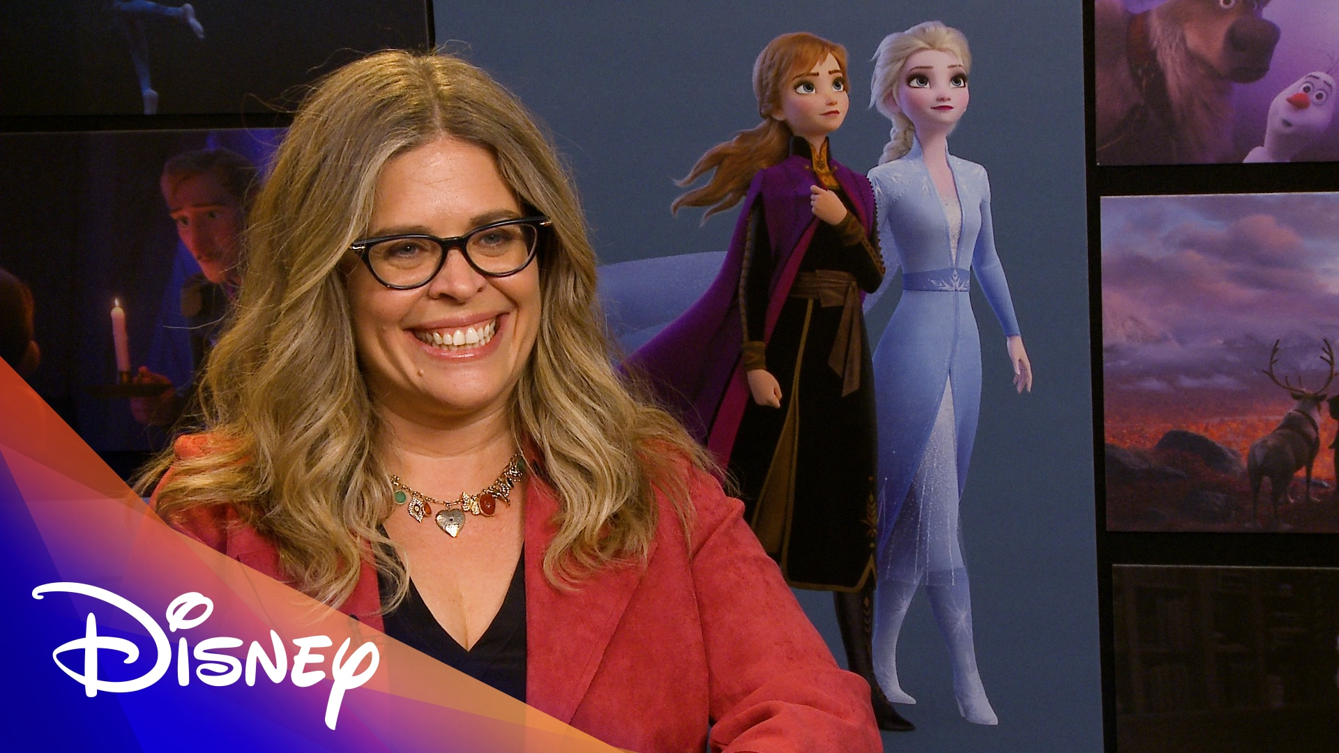 Jennifer Lee Reflects on Women's History Month | Disney