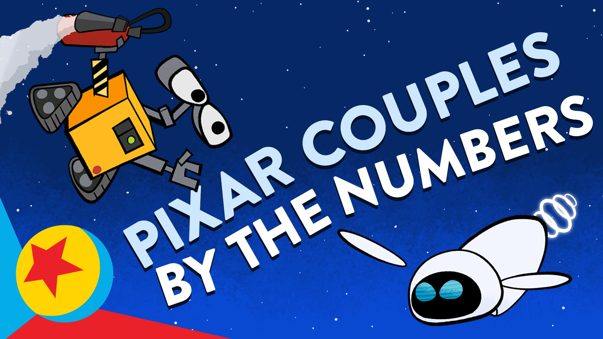 Pixar Couples | Pixar By the Numbers