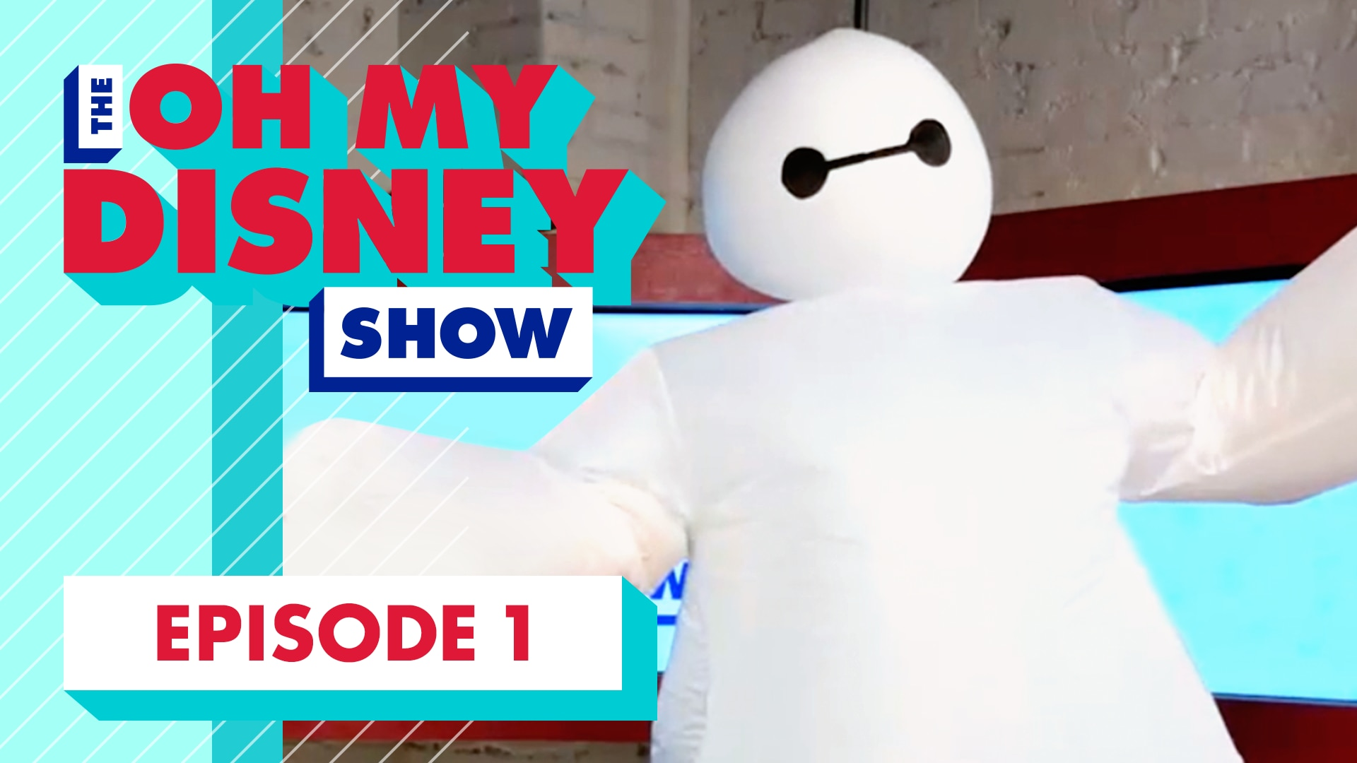 Toy Story Skydiving, Baymax Charades and Liv and Maddie's Joey Bragg | The Oh My Disney Show