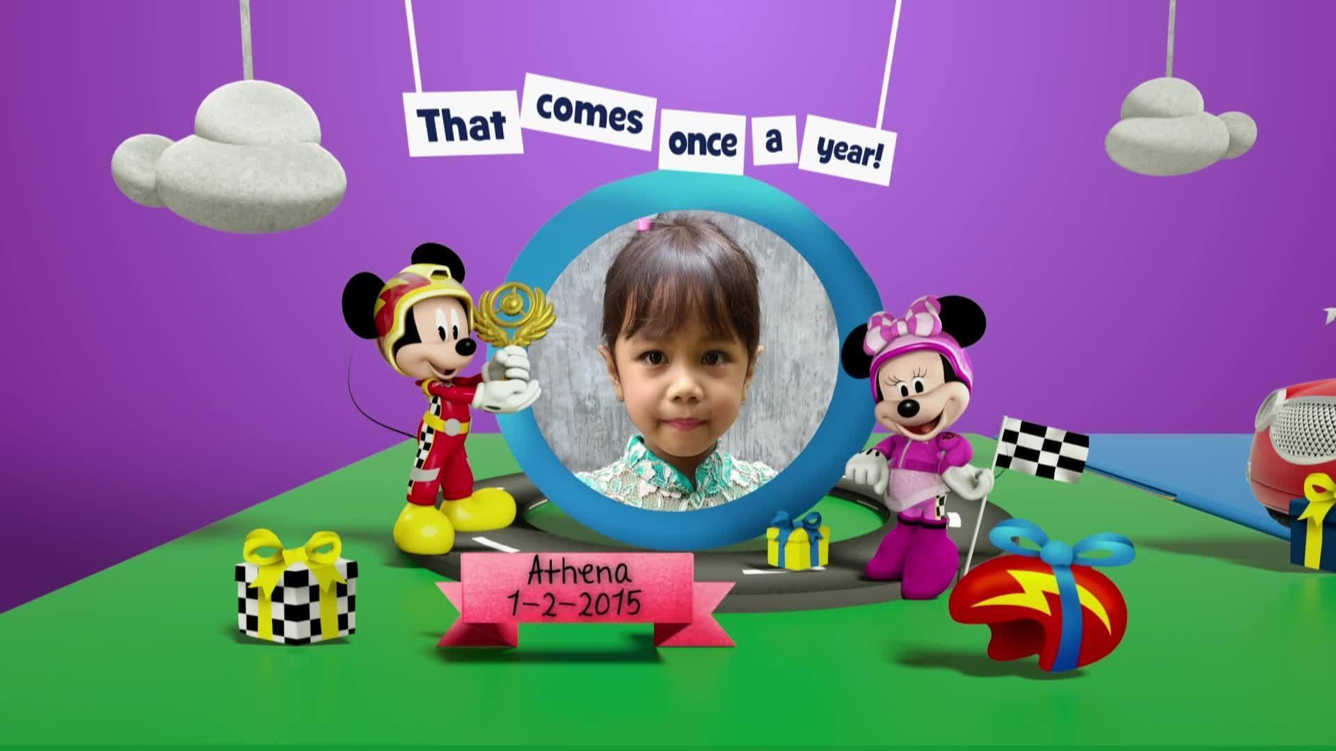 Disney Junior Birthday Book 2021 February Album 9
