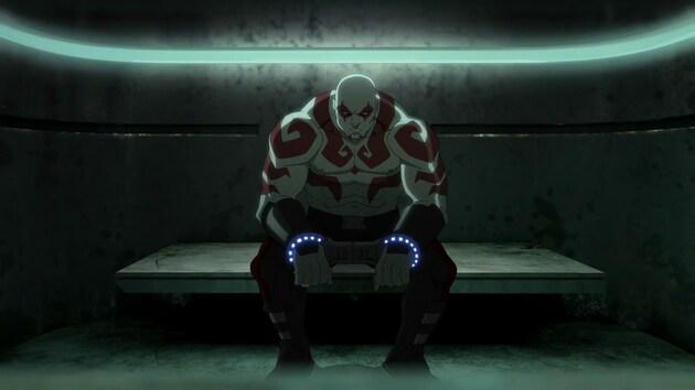 """""""Drax Origins Pt. 2"""""""