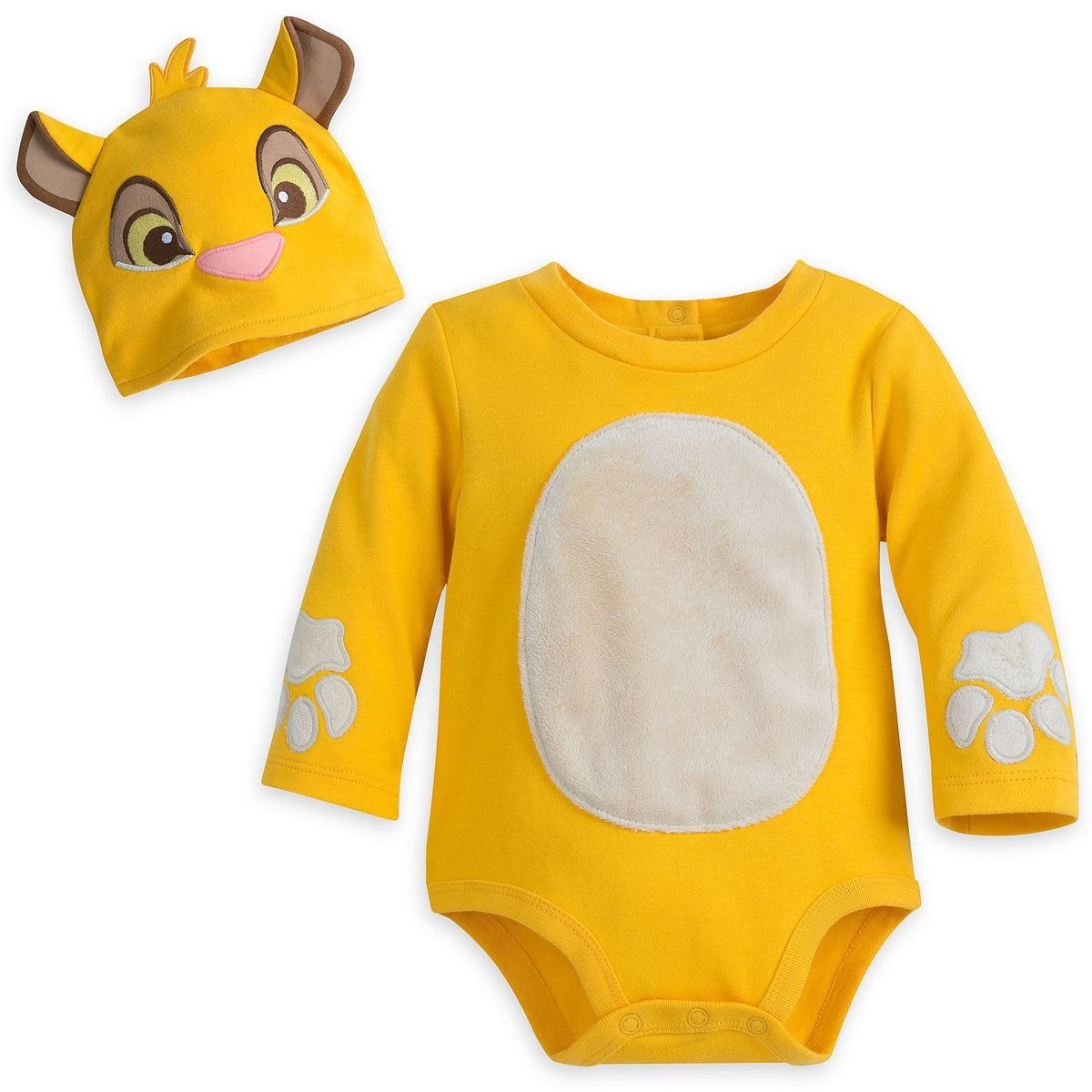 33fd2c79d Product Image of Simba Costume Bodysuit for Baby # 1