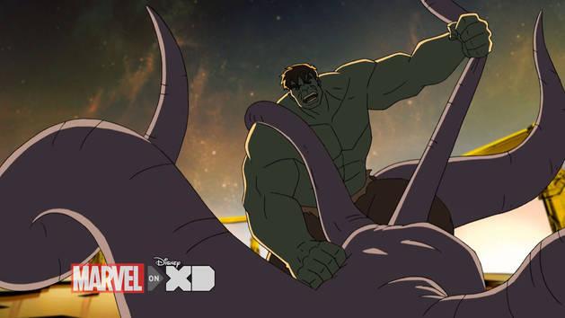 Avengers Assemble - Stinkande styrkor