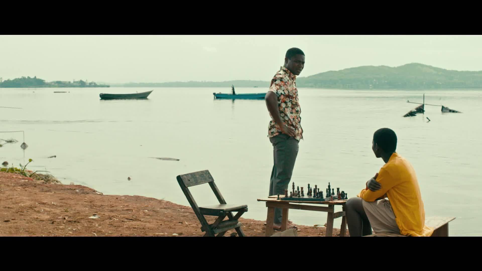 Queen of Katwe - Trailer