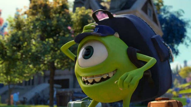 Designing the Campus - Monsters University Featurette