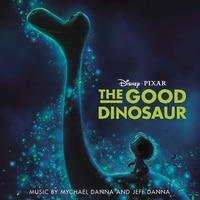 The Good Dinosaur: Soundtrack