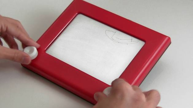 Etch-a-Sketch Toy Story