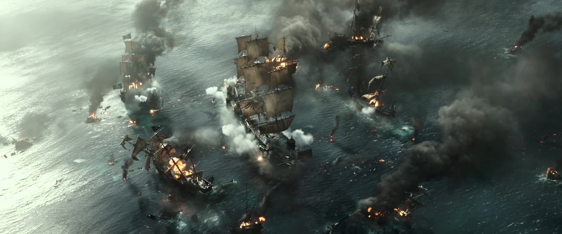 Pirates of the Caribbean: Salazar's Revenge - nieuwe clip