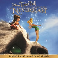 Tinker Bell and the Legend of the NeverBeast: Soundtrack