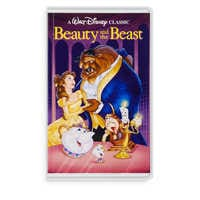 Image of Beauty and the Beast ''VHS Case'' Journal # 1