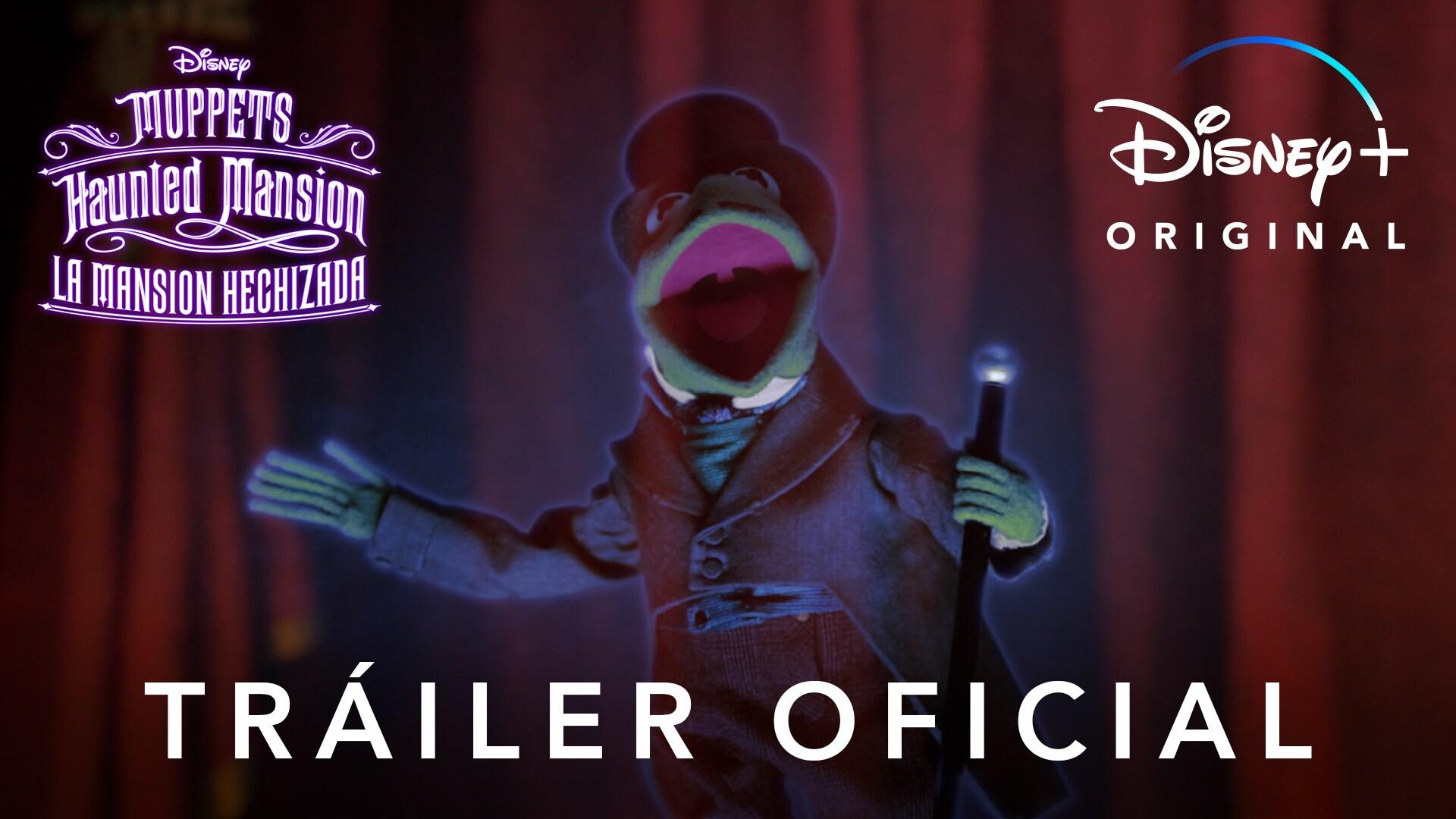 Muppets Haunted Mansion: La mansión hechizada | Tráiler Oficial | Disney+