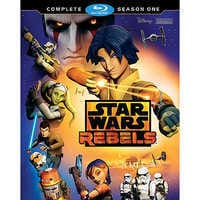 Image of Star Wars Rebels Complete Season One Blu-ray # 1