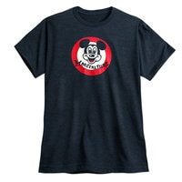 The Mickey Mouse Club Mouseketeers Logo Tee for Adults