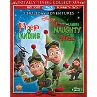 Prep & Landing: Naughty vs. Nice Blu-ray and DVD Combo Pack
