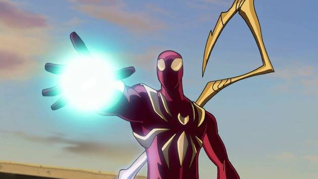 """The Next Iron Spider"" Clip"