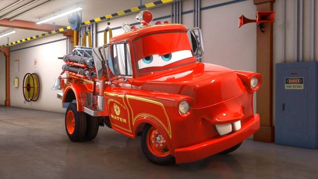 Rescue Mater - Cars Toons: Mater's Tall Tales