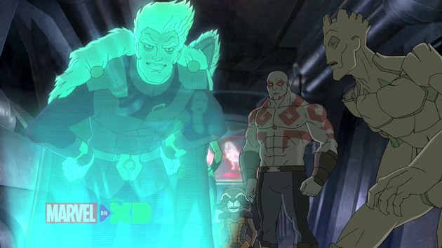 Marvel's Guardians of the Galaxy Season 1, Ep. 11 - Clip 1