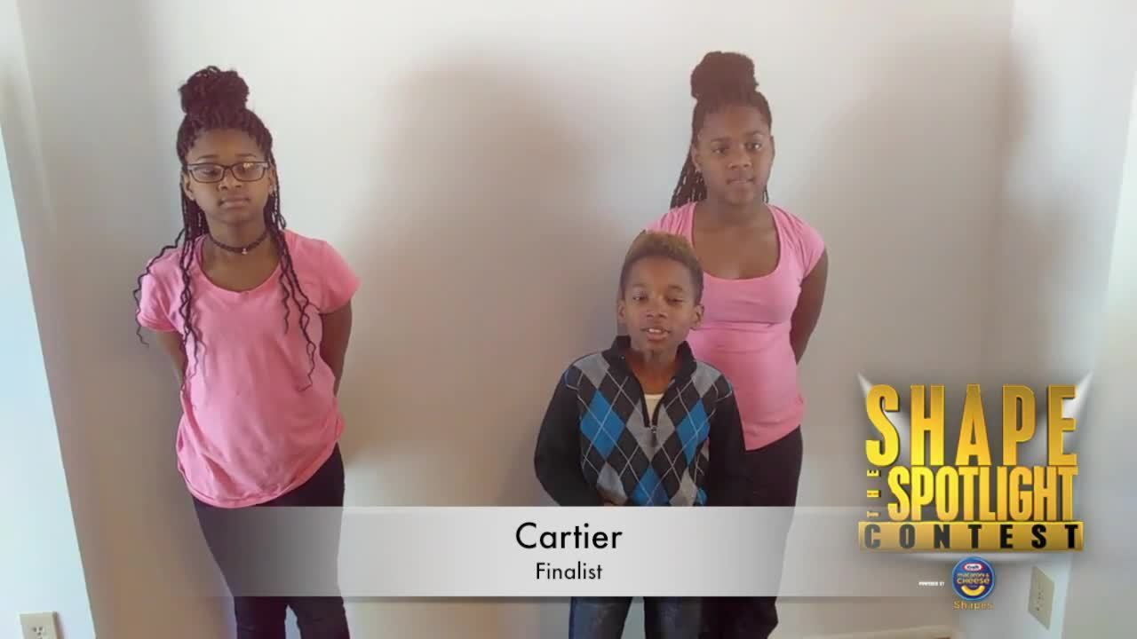 Cartier and the Twins!