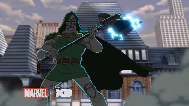 Avengers Assemble - Tag Mjölner tilbage