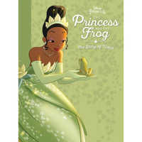 Image of The Princess and the Frog: The Story of Tiana Book # 1
