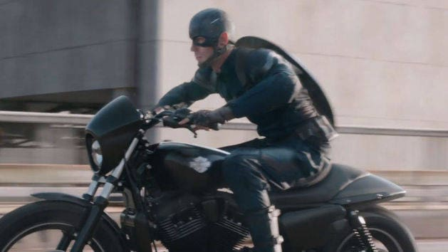Captain America: Návrat prvního Avengera - Zastav