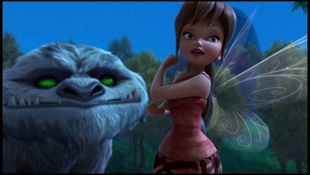 Extended Sneak Peek - Tinker Bell and The Legend of the NeverBeast