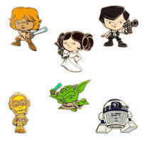 Image of Star Wars Mystery Pin Pack # 1