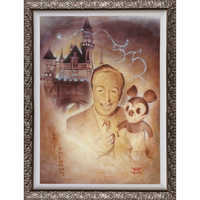 Image of ''Walt and Mickey 55th'' Giclée by Noah # 2