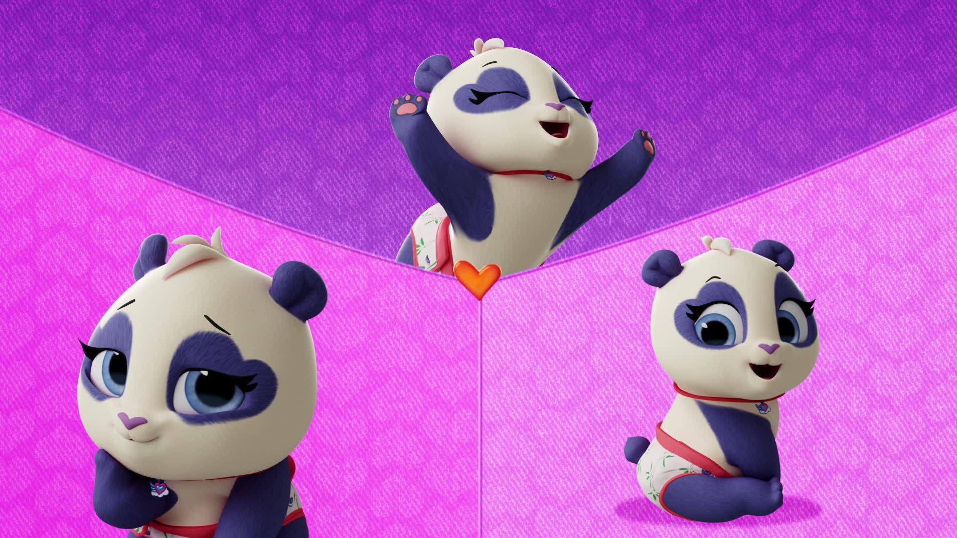 Precious The Panda