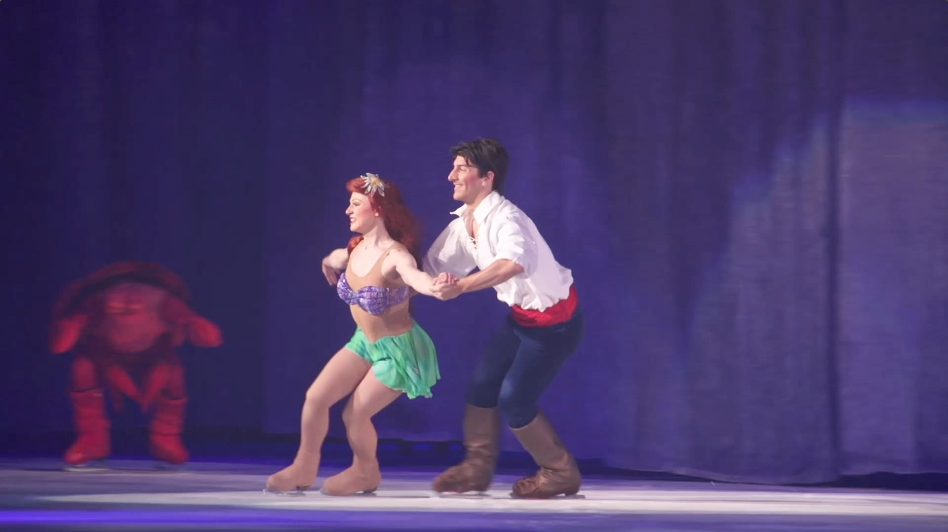 La Sirenita - Disney On Ice
