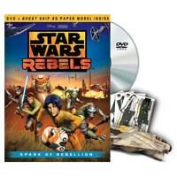 Star Wars Rebels: Spark of Rebellion DVD