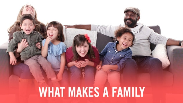 What Makes a Family? | Babble Stories