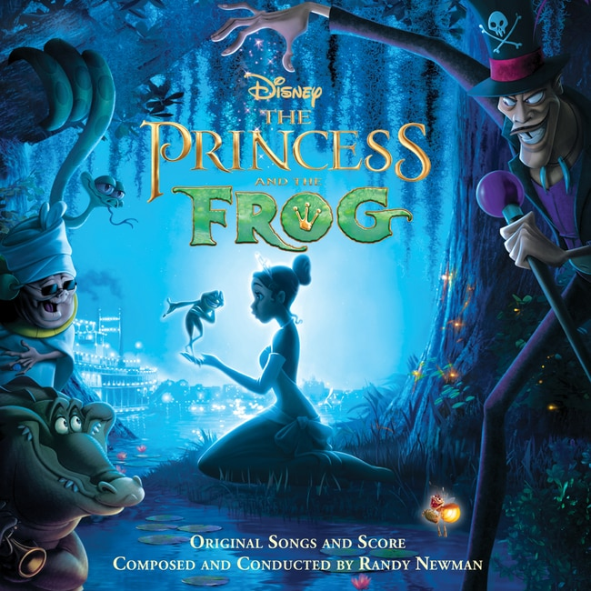 The Princess and the Frog: Soundtrack