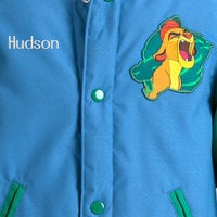Kion Varsity Jacket for Boys - The Lion Guard - Personalizable