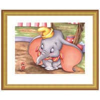 Image of ''Dumbo at the Circus'' Giclée by Michelle St.Laurent # 4