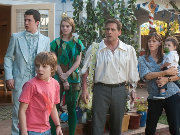 "Alexander's not the only one having a bad day in ""Alexander and the Terrible, Horrible, No Good, ..."