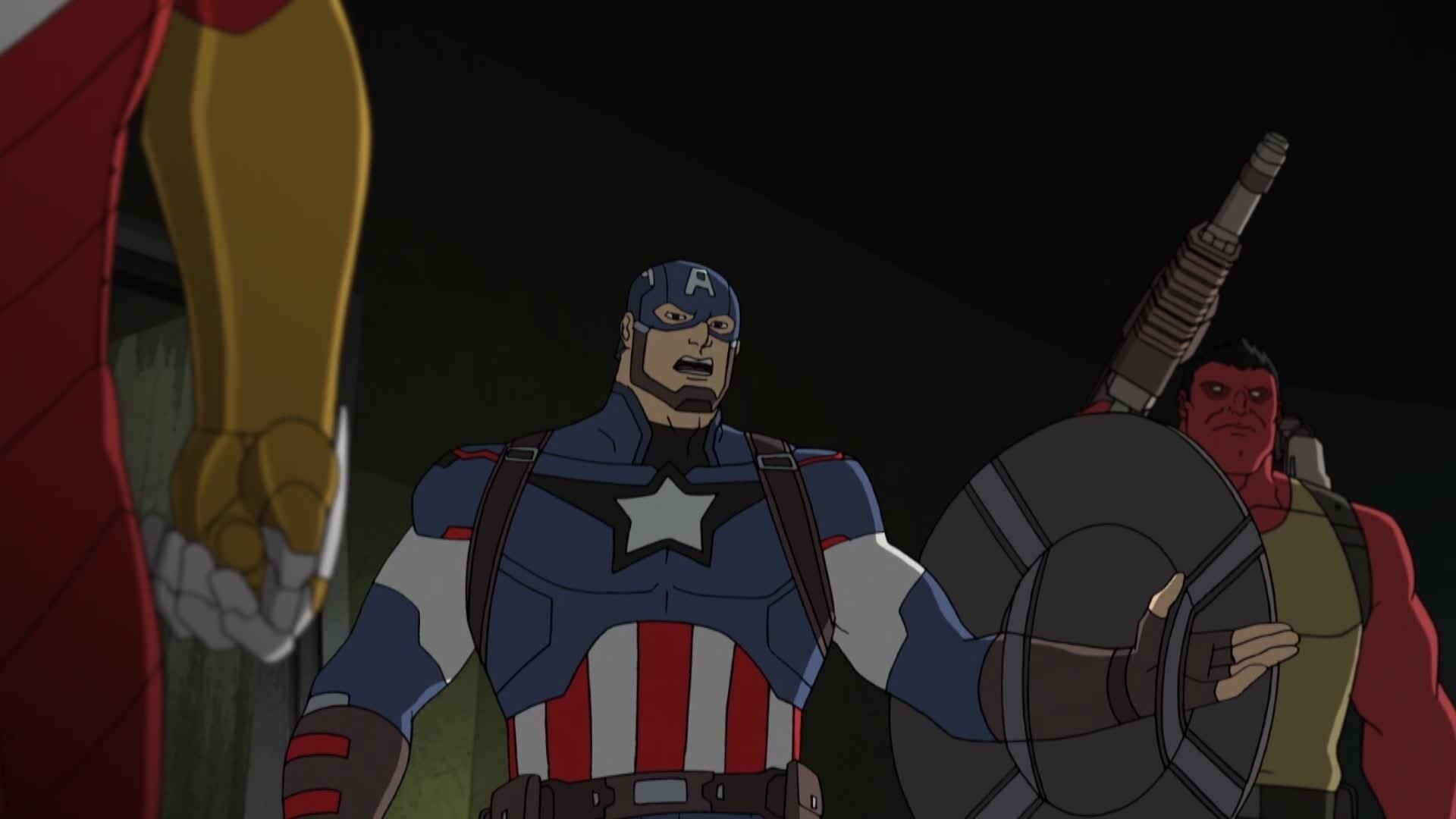 Avengers Assemble - Aflevering 73 - Seizoen 3