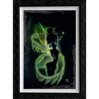Image of Tinker Bell ''Faith, Trust, and Pixie Dust'' Limited Edition Giclée by Noah # 1