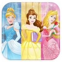 Disney Princess Lunch Plates