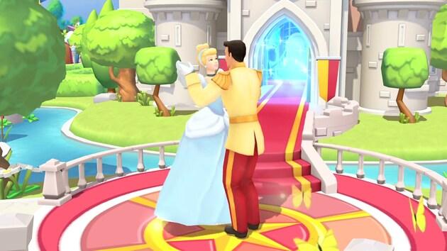 Disney Magic Kingdoms - Update 3: Cinderella