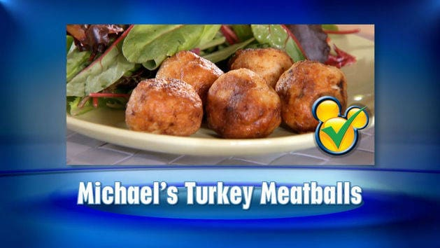 Turkey Meatballs - Magic of Healthy Living
