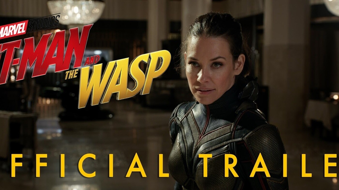 Ant-Man & The Wasp – Trailer