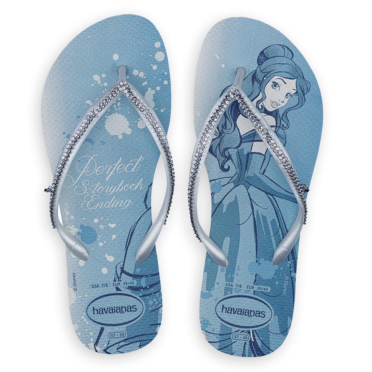 f5a1ea289 Belle Bridal Flip Flops for Women by Havaianas