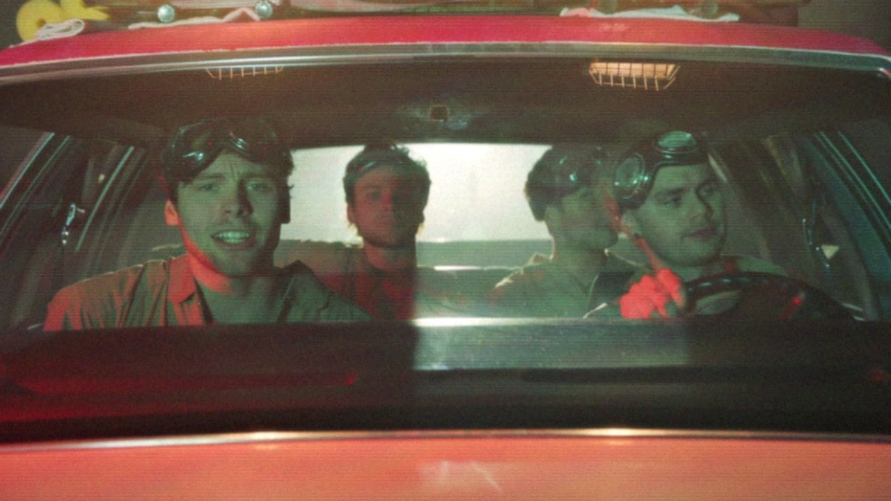 """""""Girls Talk Boys (from the """"Ghostbusters"""" Original Motion Picture Soundtrack)"""" - 5 Seconds of Summer"""