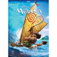 Image of Disney Moana DVD # 1