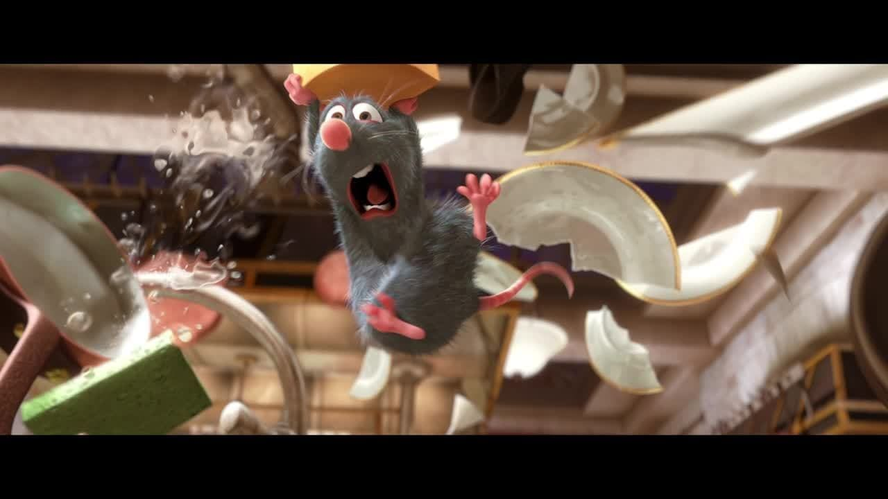Ratatouille Trailer