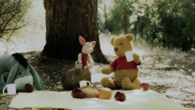 Winnie The Pooh Smackerel - Generally Regarded As One Of The Fiercer Animals